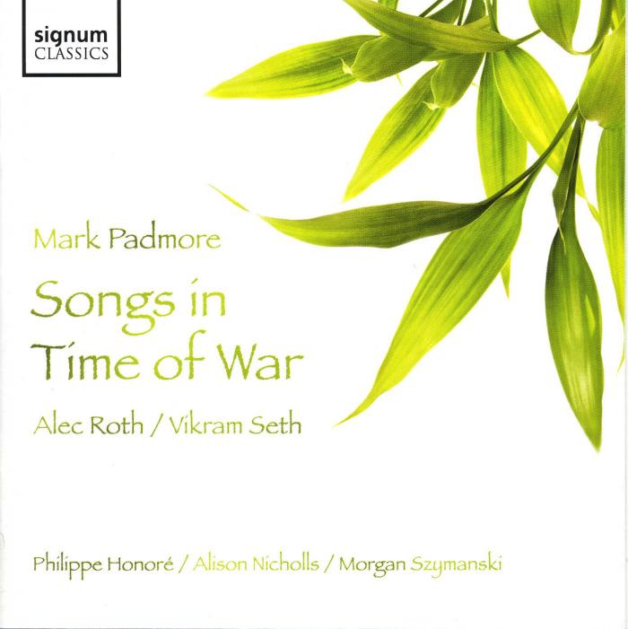 Songs in Time of War